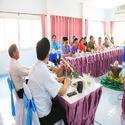 การประชุมผู้บริหารสถานศึกษาครั้งที่ 10/2561
