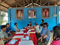 ประชุมคณะกรรมการบริหารศูนย์พัฒนาเด็กเล็กบ้านหนองเต่า