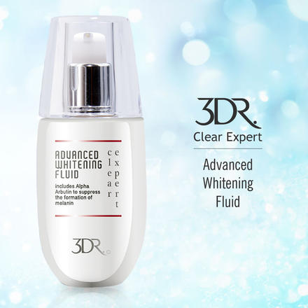3DR Advanced Whitening Fluid