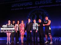 ไอเอสเอ็น ประเทศไทย ร่วมเป็นผู้สนับสนุนหลัก การแข่งขัน Latchford Classic 2013