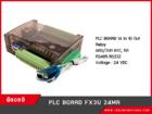 PLC BOARD CFX3U-24MR