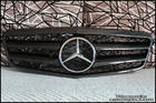 W212 E-Class REAL Carbon front Grille [E Coupe Style]
