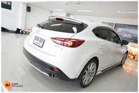 Mazda3 SkyActive จัดกันไปกับชุดอัพเกรดระบบเครื่องเสียง