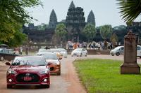 Veloster Caravan to Angkor Wat