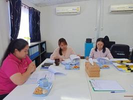 ประชุมคณะอนุกรรมการกองทุนหลักประกันสุขภาพ 2563