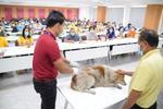 อบรมการฉีดวัคซีนป้องกันโรคพิษสุนัขบ้า เตรียมความพร้อมบุคลากรก่อนลงพื้นที่ฉีดวัคซีนเชิงรุกให้ประชาชน