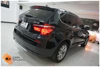 BMWx3 เข้ามาเสริมความสามารถให้จอเดิมด้วยการเพิ่ม Av interface