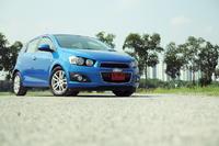 Chevrolet Sonic เล็กพริกขี้หนู