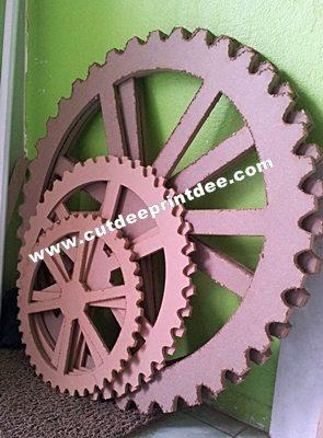 MDF 10 mm-CNC Cut