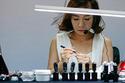 ภาพบรรยากาศ Kenzico Workshop Nail Art Salon Design 27 Sep 16