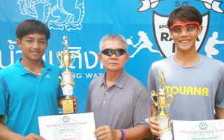 Congratulations ! Boys 18&under
