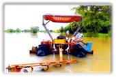 ขั้นตอนการเคลมประกันภัย แทรกเตอร์ที่ถูกน้ำท่วม