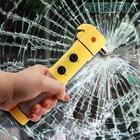 ชุดไฟเอนกประสงค์ติดรถยนต์เป็นไฟฉาย ที่ตัดเข็มขัดนิรภัยใช้ทุบกระจก