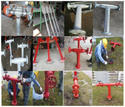 Fabrication & Installation of new Fire hydrant 4 set