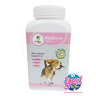 อาหารเสริมสุนัข อาหารเสริมสำหรับสุนัข BioDerm (ไบโอเดิร์ม) อาหารเสริมสำหรับสุนัข บำรุงผิวหนัง ข้อ ช่วยสร้างสมดุลให้แก่ร่างกาย  250 กรัม