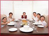 มารยาทไทย - มารยาทในการรับประทานอาหาร
