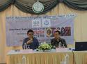 เสวนาทางวิชาการ เรื่อง สังคมไทยและข้อคิดในนิทานราชธรรม: จากวรรณกรรมเปอร์เซียสู่วรรณกรรมไทย