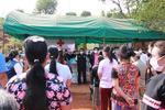 จัดถุงยังชีพเพื่อแจกจ่ายให้กับผู้ประสบเหตุสาธารณภัย(วาตภัย) ชุมชนบ้านปางตอง หมู่ที่ 11
