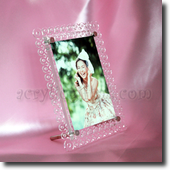 Acrylic Photo Frame - Beauty