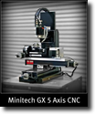 Micro CNC Milling Machine with Solid Granite Frame