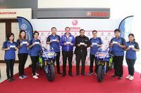 ยามาฮ่า จับแจกจริง ตั๋วชม MotoGP พร้อมแพ็กเกจ  ประเทศมาเลเซียรวมมูลค่า 450,000 บาท