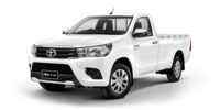 Hilux Revo Standard Cab