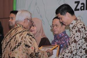 ปตท.สผ. อินโดนีเซีย รับรางวัล BAZNAS Award 2019