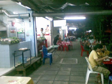 หลากหลายกับร้านอาหารตามสั่ง