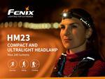 ไฟฉายคาดหัว Fenix HM23 240 Lumens (AA ก้อนเดียว)