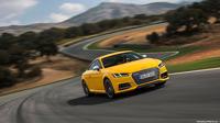 Audi TTS Coupé           สปอร์ตคอมแพคที่ยอดเยี่ยมและเหนือชั้น ดีไซน์ที่แสดงออกถึงมัดกล้ามอันแข็งแกร่ง ดุดัน