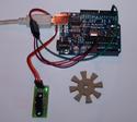 arduino อ่าน encoder