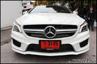 CLA45 AMG Front Grille [Silver]