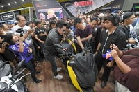 Yamaha XMAX 300 ครั้งแรกในประเทศไทย