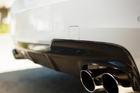F10 ARKYM Carbon Fiber Rear Diffuser