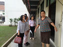 ผู้ปกครองเยี่ยมชม โรงเรียนปิงหัว(Penang Chinese Scool)