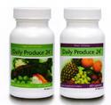 เดลี่โปรดิวส์  Daily Produce 24 ผักผลไม้รวม 24 ชนิด