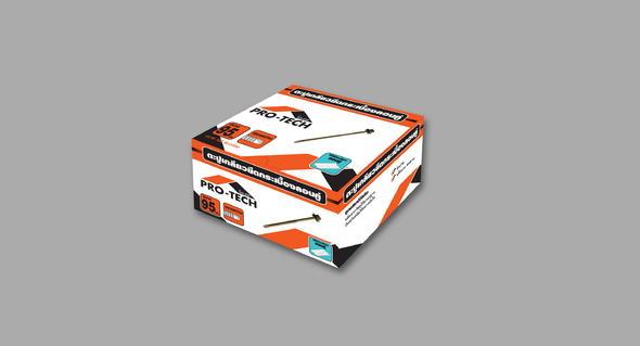 งานออกแบบ Packaging Pro-Tech 2