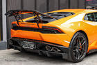 สปอยเลอร์ Carbon Fiber Lamborghini Huracan LP610-4 ทรง DMC