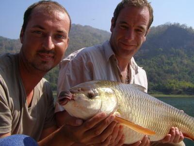 10.Fishing Thailand Jungle (400X300)