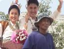 พิธีแต่งงาน-จดทะเบียนบนหลังช้าง 2554