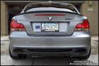 E82 BMW Rear Spoiler [Performance]