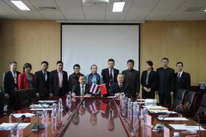 โครงการร่วมมือผลิตและพัฒนากำลังคนอาชีวศึกษาตามโครงการความร่วมมือไทย-จีน