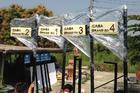 ป้ายบอกซอยโครงการ CASA GRAND,ป้ายซอยหมู่บ้าน