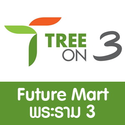 เชิญพบกันที่ Tree on 3 (Future Mart พระราม 3)