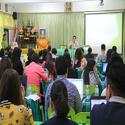 อบรมการใช้งานระบบบริหารการศึกษา อิเล็กทรอนิกส์ เพื่อเข้าสู่ไทยแลนด์ 4.0