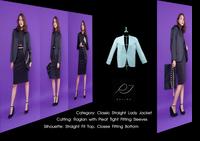 Lady Jacket : เสื้อแจ็ตเก็ตสตรี