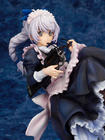 Full Metal Panic! Invisible Victory Teletha Testarossa Maid Ver. 1/7 Complete Figure