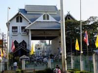 แม่สายตลาดการค้าชายแดนไทยพม่า