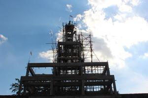 โครงสร้างพระประธาน140