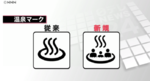 ญี่ปุ่นเริ่มใช้สัญลักษณ์ออนเซ็นแบบใหม่แล้ว เตรียมต้อนรับโตเกียวโอลิมปิค